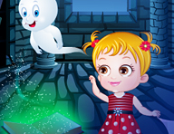 Baby Hazel Lighthouse Adventure Game